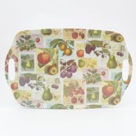 See more information about the Vintage Fruit Large Instyle Tray 19in