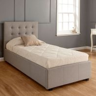 See more information about the Regal Single Ottoman Bed Grey