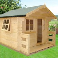See more information about the Shire Salcey Garden Playhouse (6' x 7')