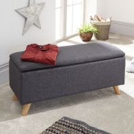 See more information about the Secreto Storage Ottoman Grey