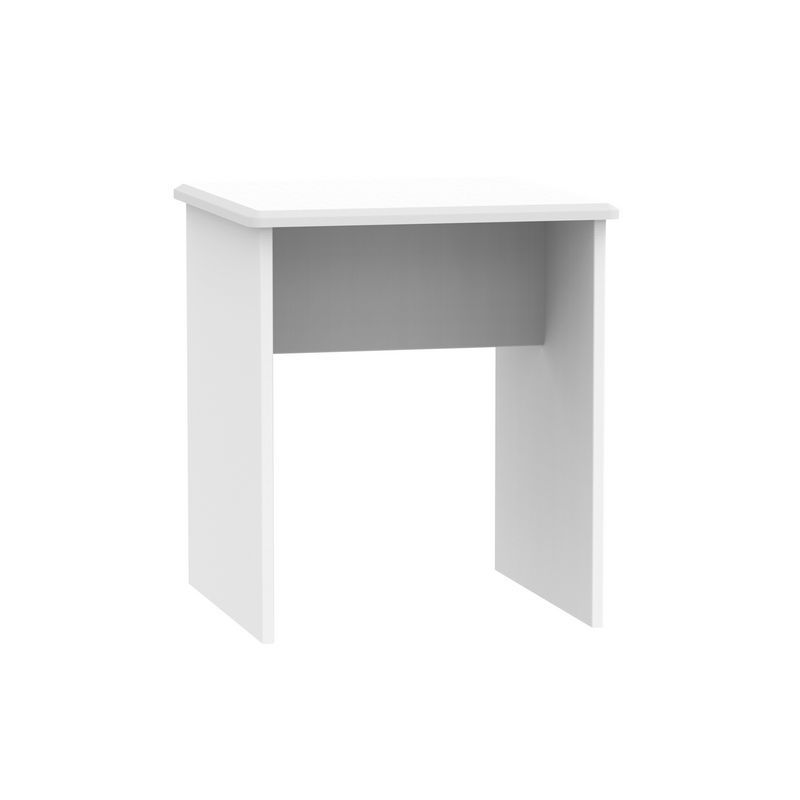 Colby Lamp Table White