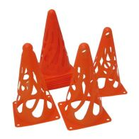 See more information about the Pack Of 12 Flexible Football Sports Training Cones