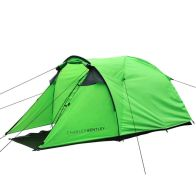 See more information about the 2 Man Waterproof Camping Tent & Awning Built Outdoor - Grey