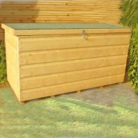 See more information about the Shire Shiplap Storage Unit Box (4' x 2')