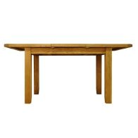 See more information about the Montacute Oak Small 1.2m - 1.65m Butterfly Extendable Dining Table