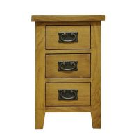See more information about the Montacute Oak 3 Drawer