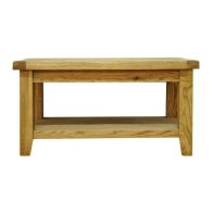 See more information about the Montacute Oak Small Coffee Table