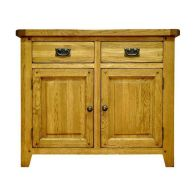 See more information about the Montacute Oak 2 Door 2 Drawer Sideboard