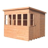 See more information about the Shire Sun Pent Potting Garden Shed (8' x 6')