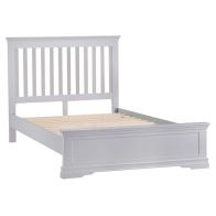 See more information about the Swafield Double Bed Grey & Pine