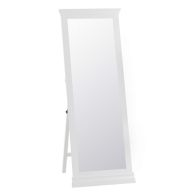 See more information about the Swafield Cheval Mirror White & Pine