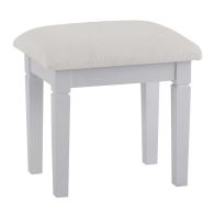 See more information about the Swafield Dressing Stool Grey & Pine