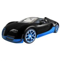 See more information about the Bugatti Veyron 16.4 Grand Sport Vitesse 1/16 Remote Control Car - Blue