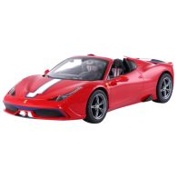 See more information about the Ferrari 458 'Speciale A' 1/14 Scale Remote Control Car - Red