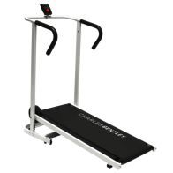 See more information about the Non Motorised Treadmill Folding Running Fitness Exercise Gym Incline