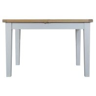 See more information about the Lighthouse Oak Top Butterfly Table (1.2m to 1.65m) - Grey