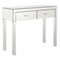See more information about the Venetian Dressing Table Mirrored 2 Drawer