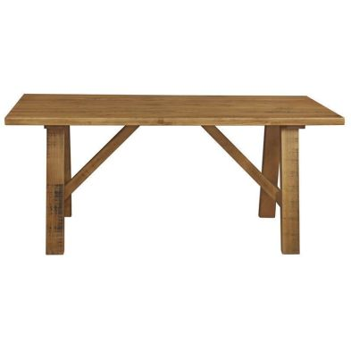 Rustic Trestle Table (1.8m)