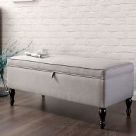See more information about the Windsor Storage Ottoman Grey