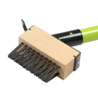 See more information about the National Trust Garden Weed Brush with 2 Refills