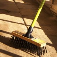 See more information about the National Trust Steel Wire Garden Sweeping Brush with Handle 12""