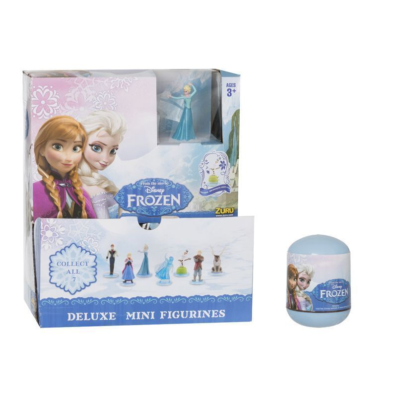 Frozen Capsules Assorted
