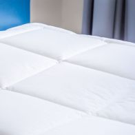 See more information about the Hamilton McBride Forever Double Mattress Topper