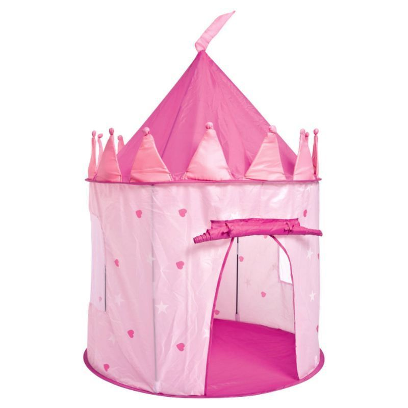 sports shoes 02e77 f5086 Details about Pink Princess Castle Play Tent Indoor Outdoor Christmas Toy  Gift Xmas