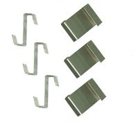 See more information about the Stainless Steel Lap Clips