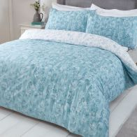 See more information about the Hamilton McBride Meadow Single Duvet Cover Blue