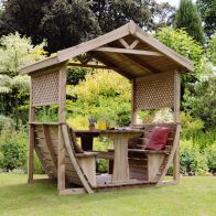 See more information about the Noah Wooden Garden Arbour