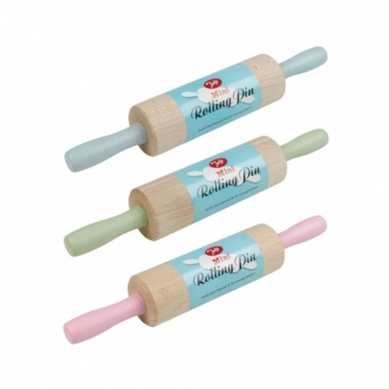 Tala Coloured Mini Rolling Pin Green