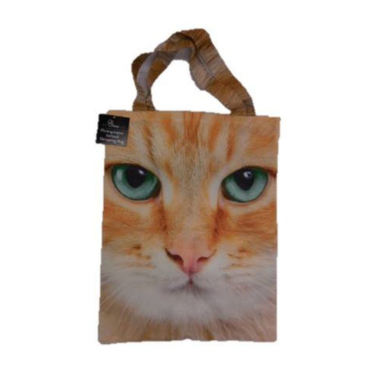 Photographic Animal Shopper - Ginger Cat