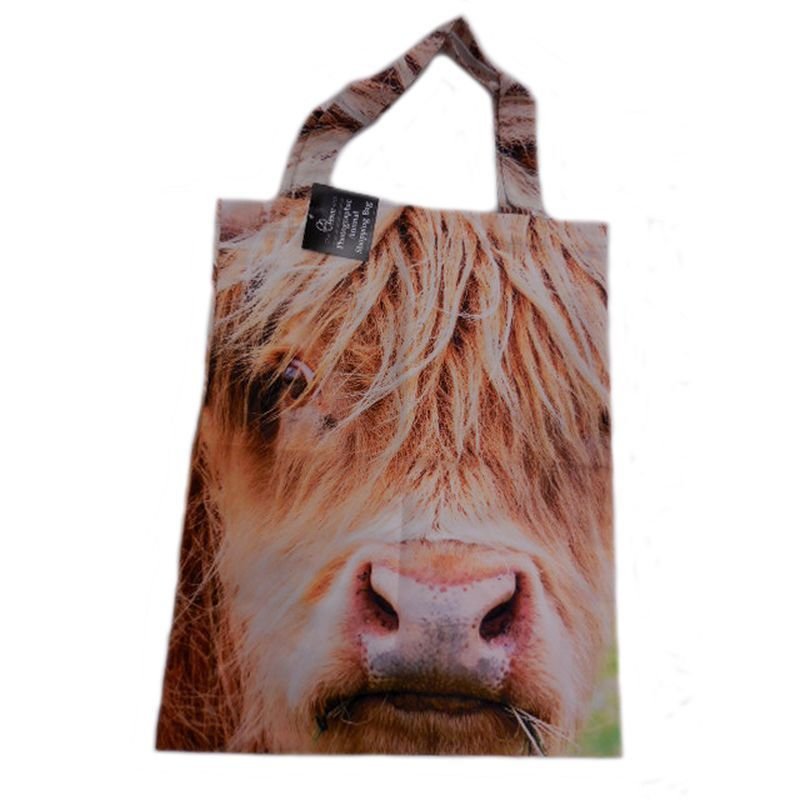 Photographic Animal Shopper - Cow