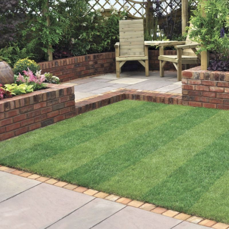 Decorative Stone, Top Soil & Turf