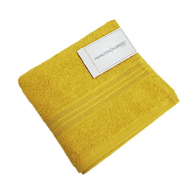 Hamilton McBride Bath Sheet Yellow