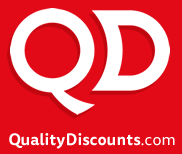 QD Quality Products - Discount Prices Logo